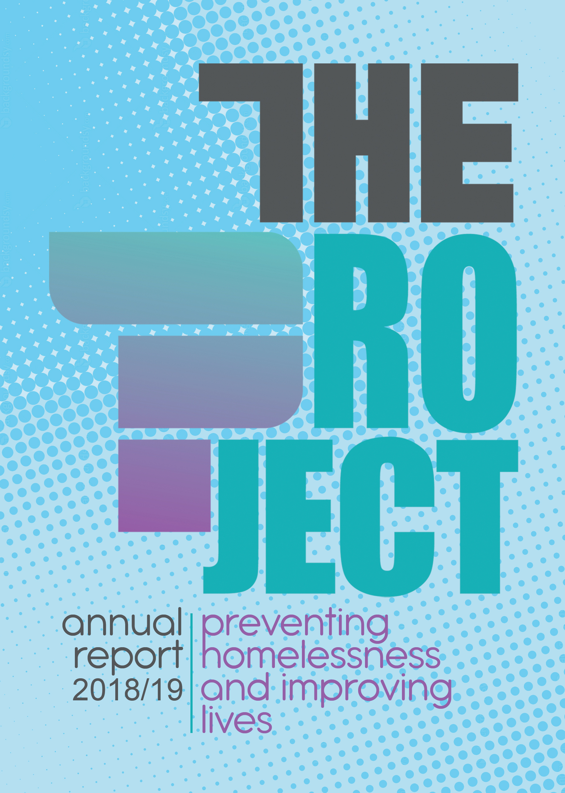 The Project Annual Report 2018-19 pdf - Click here to download report